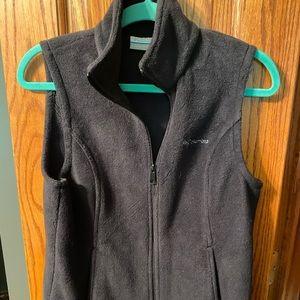 Women's fleece Columbia vest